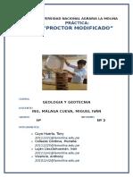 Nº 3 - Proctor Modificado