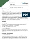 Appendicitis Medication_ Penicillins, Cephalosporins, Aminoglycosides, Carbapenems, Fluoroquinolones, Anti-Infective Agents, Analgesics