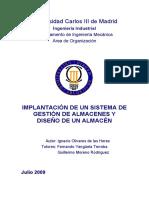 PFC Ignacio Olivares DeLasEras