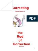 correcting the rod egw