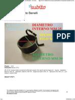 Subito Impresa+ - SARRI MOTO - Molla avviamento Benelli - Accessori Moto In vendita Treviso