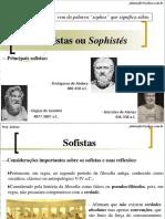 Aula 5 - Os Sofistas
