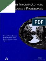 Fontes de informação para pesquisadores e profissionais