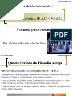 Aula 9 - Filosofia Helenica