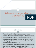 Polymeric Nanoparticles