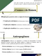 Tema - As Questões Humanas