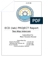 Ecd Report