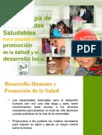 Comunidades Saludables