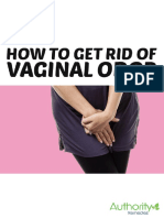 How to Get Rid of Vaginal Odor