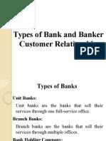 Banker Relationship