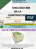 04 Tic y Bim en La Construccion