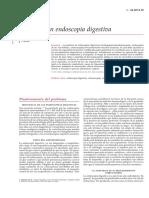 Anestesia en Endoscopia Digestiva