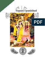 Radhika Tapaniyopanishadas12345