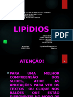 Bioquímica, Lipídios-Final-Dimas