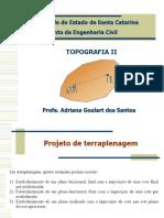 Aula 9 Projeto Terraplenagem
