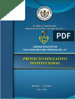 Proyecto Educativo 2014-2018