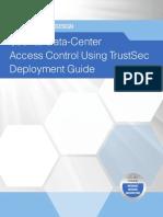 Access Control Using TrustSec