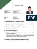 CV 2016 EFRS Concurso Unach