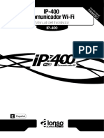 Manual Install Sp IP 400-04-16 Web