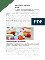 Generalidades de Farmacología
