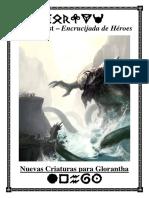 14RuneQuest-EncrucijadaDeHeroes-NuevascriaturasParaGlorantha