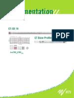 CT Dose Profiler-Documentation Summary