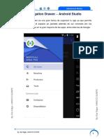 Android Studio - Navigation Drawer