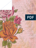 Background Roses Paper
