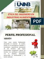 Clase 12 - Etica Del Ingeniero en Industrias Alimentarias