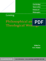 Gotthold Ephraim Lessing - Lessing~ Philosophical and Theological Writings (Cambridge Texts in the History of Philosophy) - 0521831202 - [2005].pdf