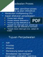 PenjadwalanProses