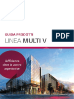 LG Multi v - VRF Catalogue 2016 Italiano