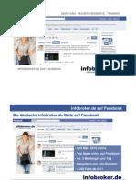 infobroker .de auf Facebook - infobroker.de Facebook Fanpage