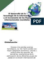 Presentacion nueva economía internacional