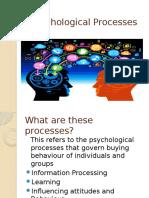 6.Psychological Processes