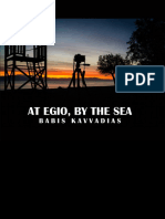 At Egio, By the Sea (Photo Book) - Babis Kavvadias