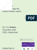 Building for Indians - Final - TechSparks