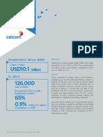Sustainability Celcom