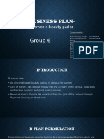 b plan - group 6-section D.pptx