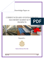 Textile Machinery Market