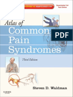 Atlas of Common Pain Syndromes 3ed 2012