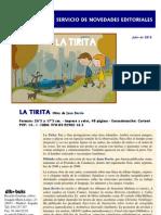 Novedad - La Tirita