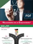 Emprendedores SAS RIF 2.2 reloaded