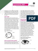Retinopathy of Prematurity (1)