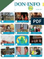 Le pdf du mois de décembre de l'association Verdon-info
