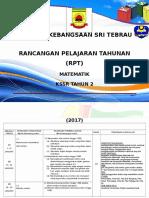 RPT MT THN 2 2017