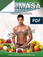 Programa Vegetariano de Aumento Muscular- 3000 Calorías.pdf