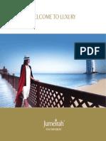 Jumeirah Hotels _ Resorts - Brand Directory