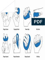 Flint Hand Therapy Putty Exercises