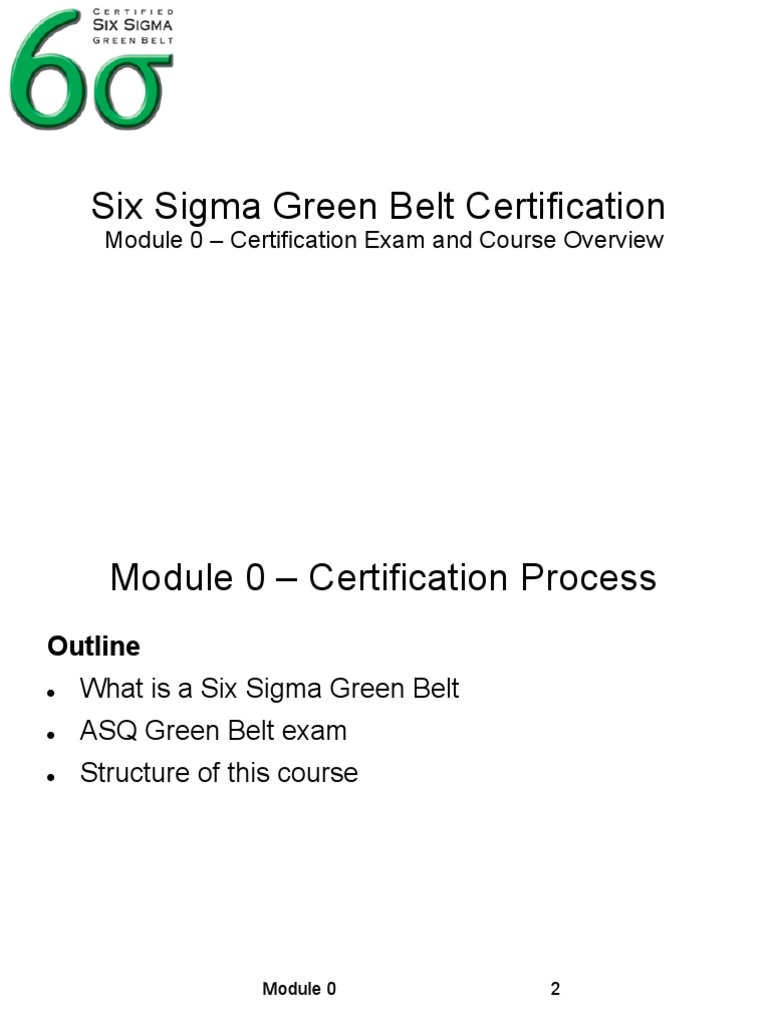 6 sigma notes green belt $5999 green belt training materials with practice exam of 150+ questions and answers these are self study materials covering the full dmaic methodology.